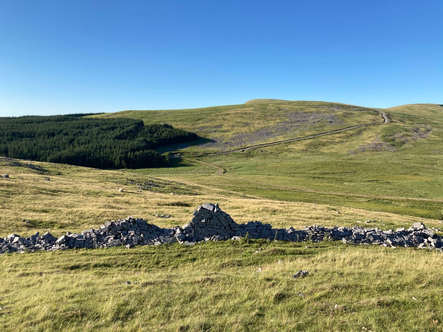 Solo Wild Camping in Brecon Beacons - Just Blog Life