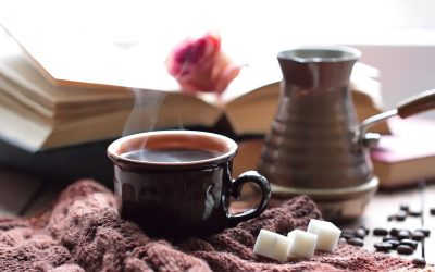 Cutting out sugar in hot drinks like coffee and tea?