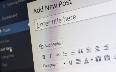 Creating a great website page or blog article for your website