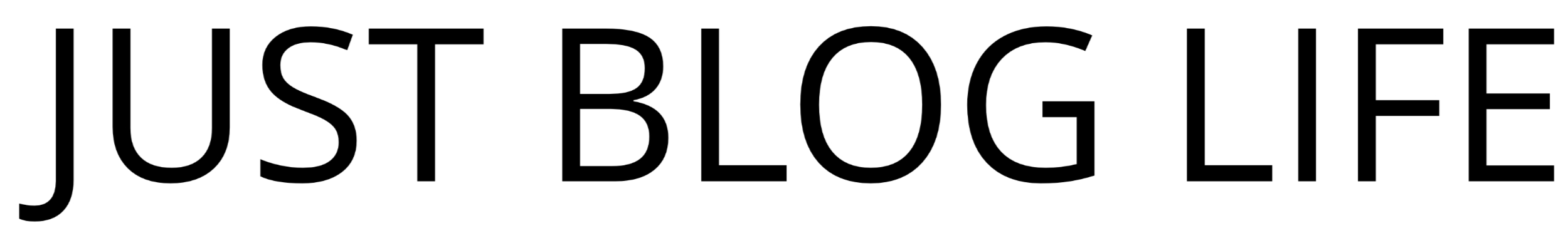 Just Blog Life